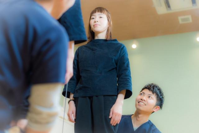 なぜ、O脚専門の整体院をされているのでしょうか?